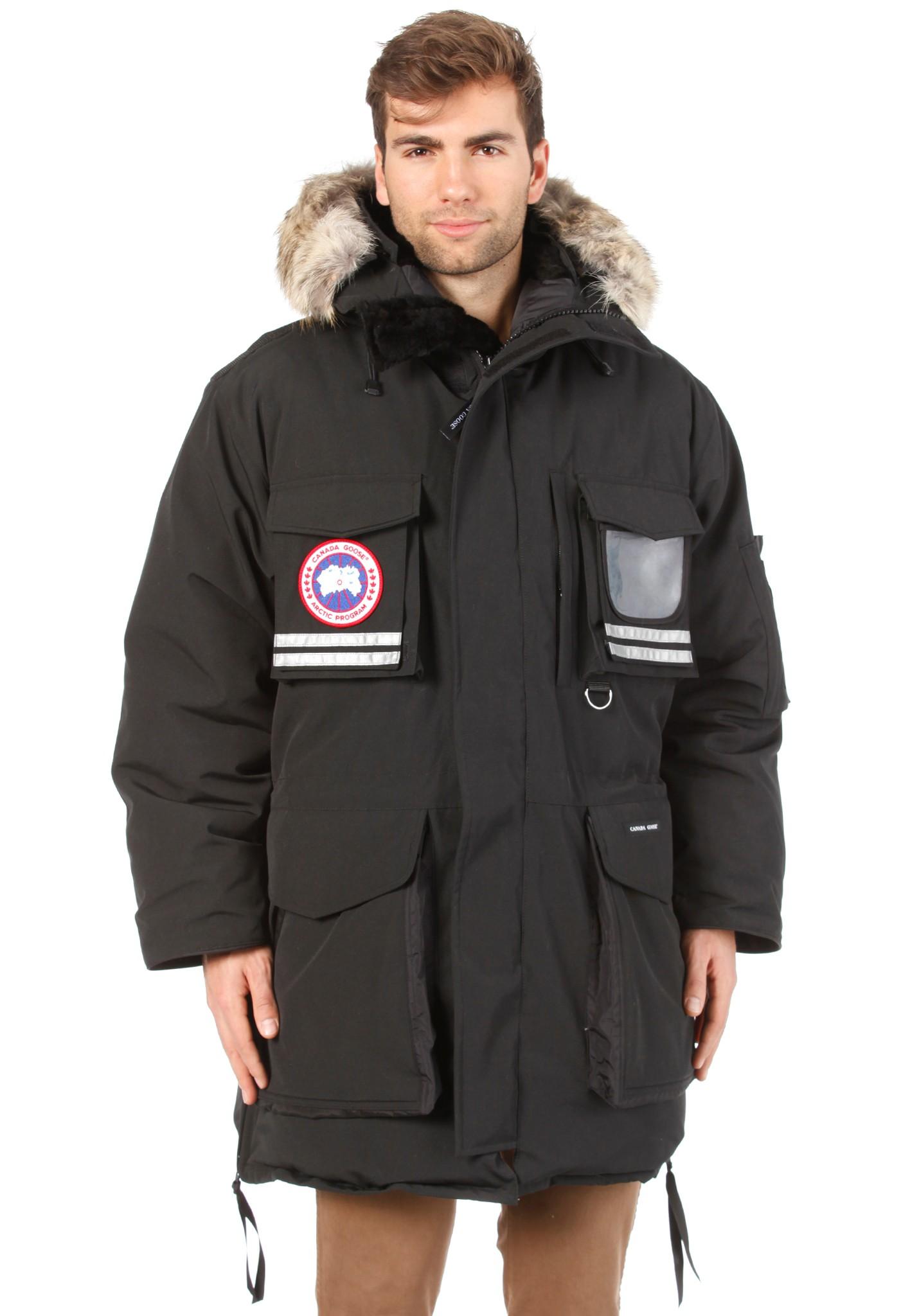 neu canada goose snow mantra parka jacket herren. Black Bedroom Furniture Sets. Home Design Ideas