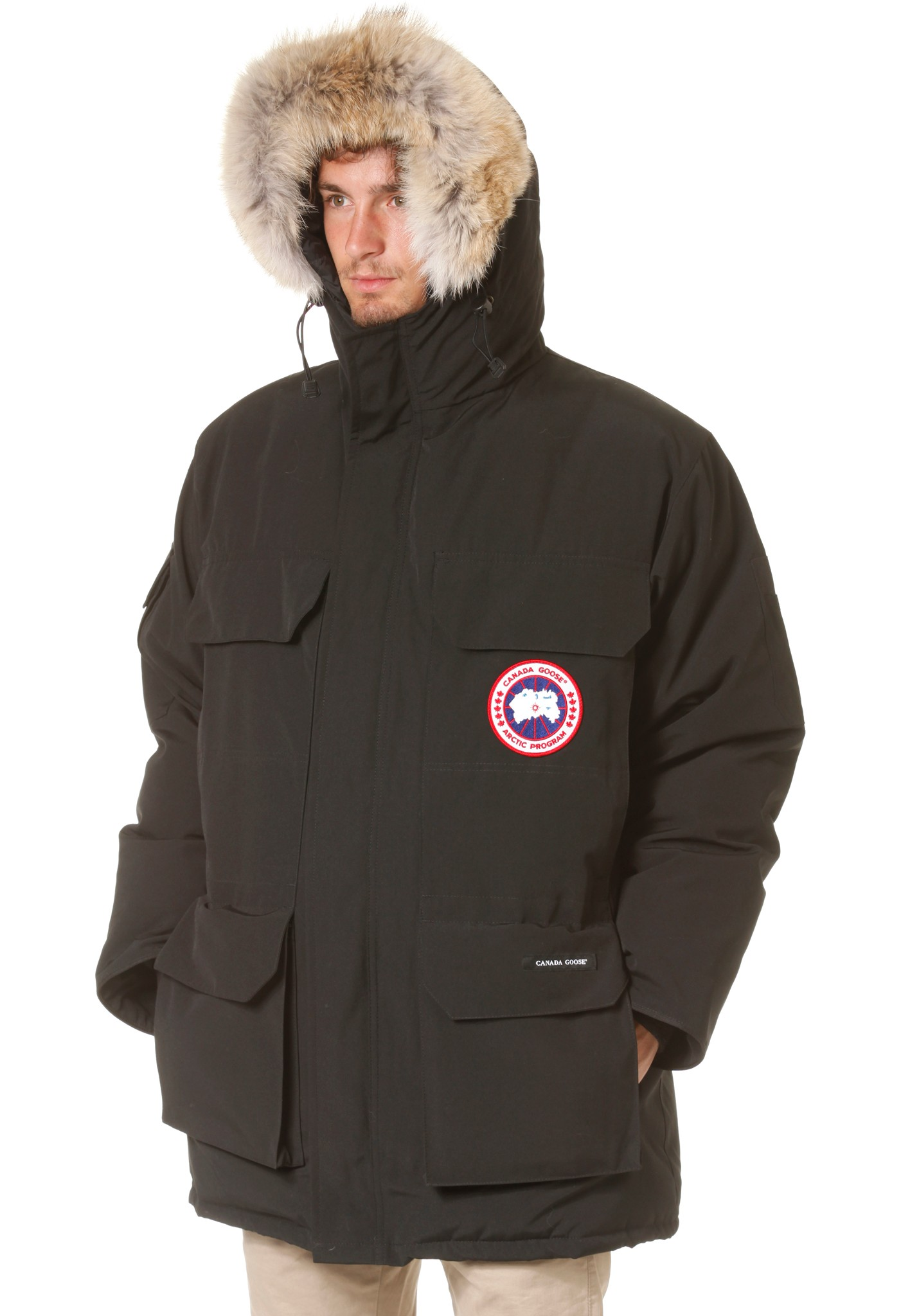 neu canada goose expedition herren funktionsjacke ebay. Black Bedroom Furniture Sets. Home Design Ideas