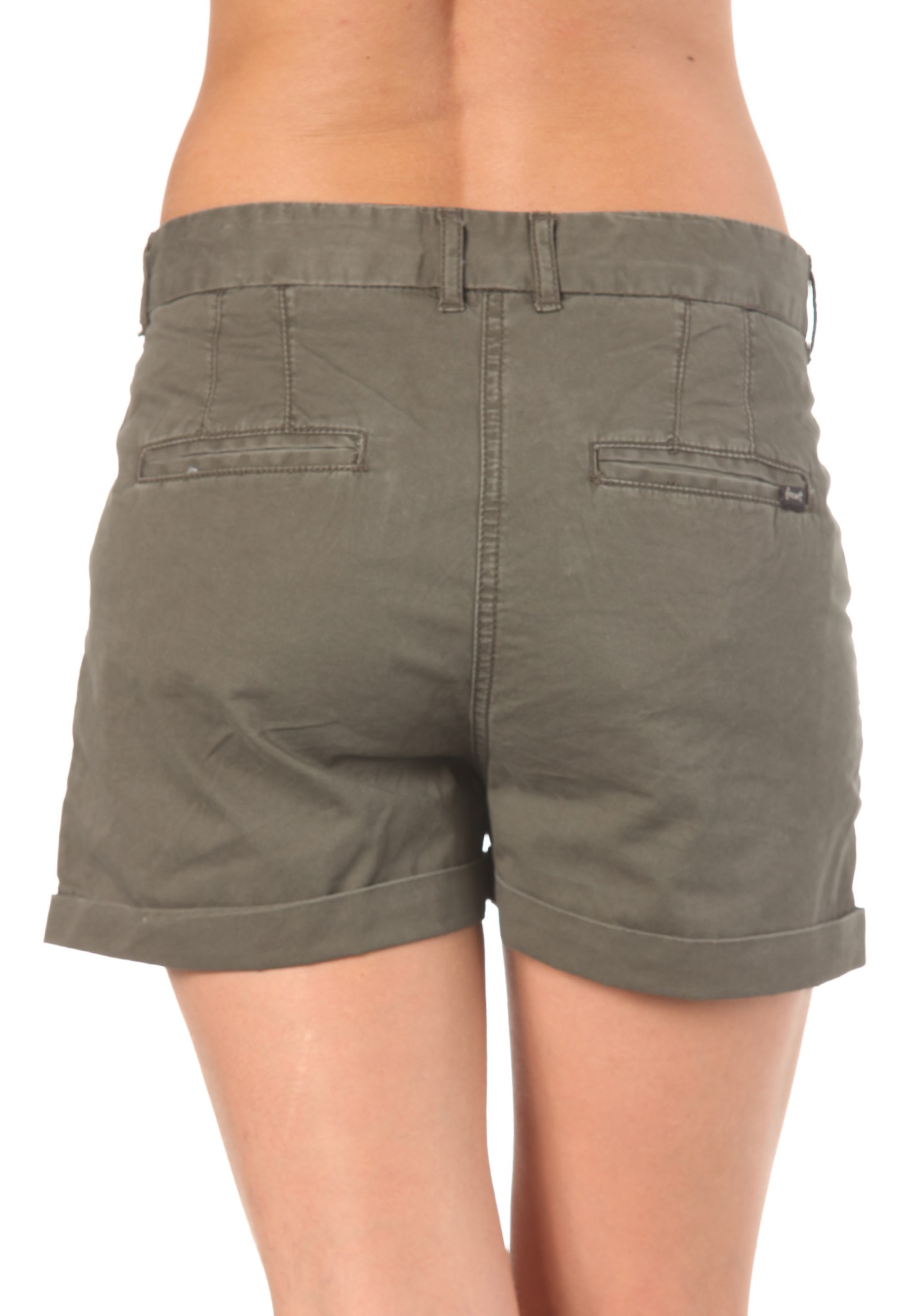 neu forvert dana damen chino shorts ebay. Black Bedroom Furniture Sets. Home Design Ideas