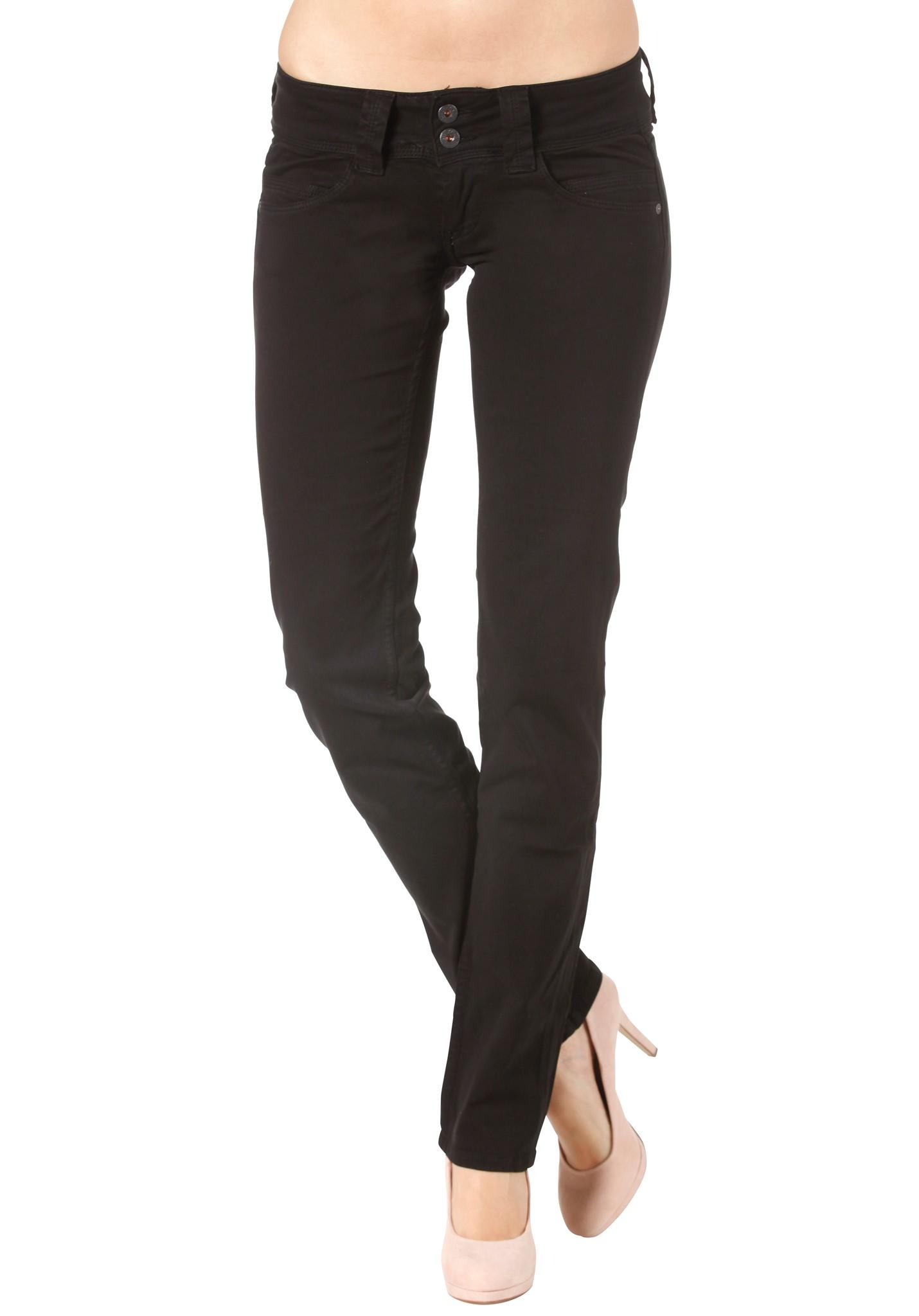 pepe jeans venus pant hose damen div gr en farben ebay. Black Bedroom Furniture Sets. Home Design Ideas