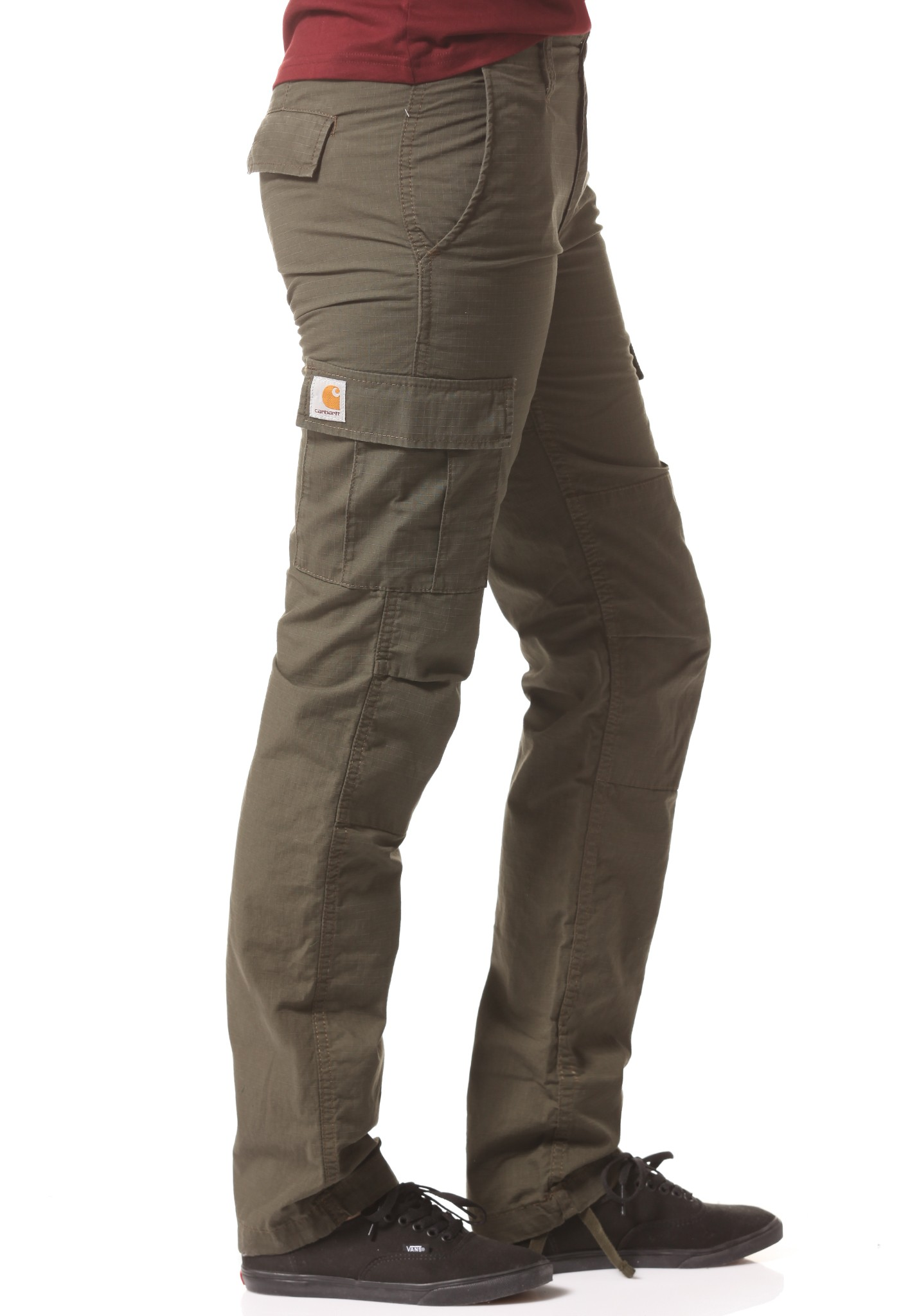 neu carhartt wip x 39 aviation damen cargohose ebay. Black Bedroom Furniture Sets. Home Design Ideas