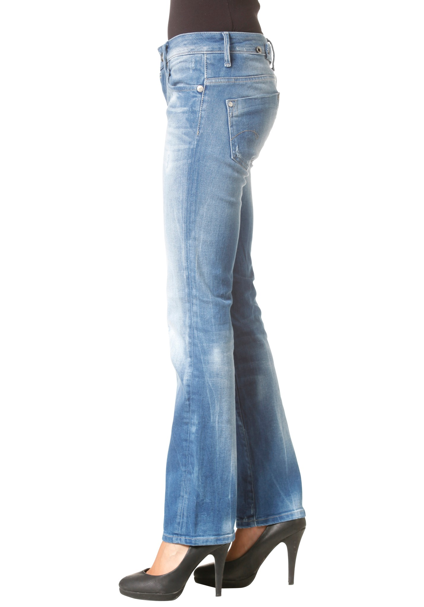 neu g star midge straight comfort edit denim damen jeans. Black Bedroom Furniture Sets. Home Design Ideas