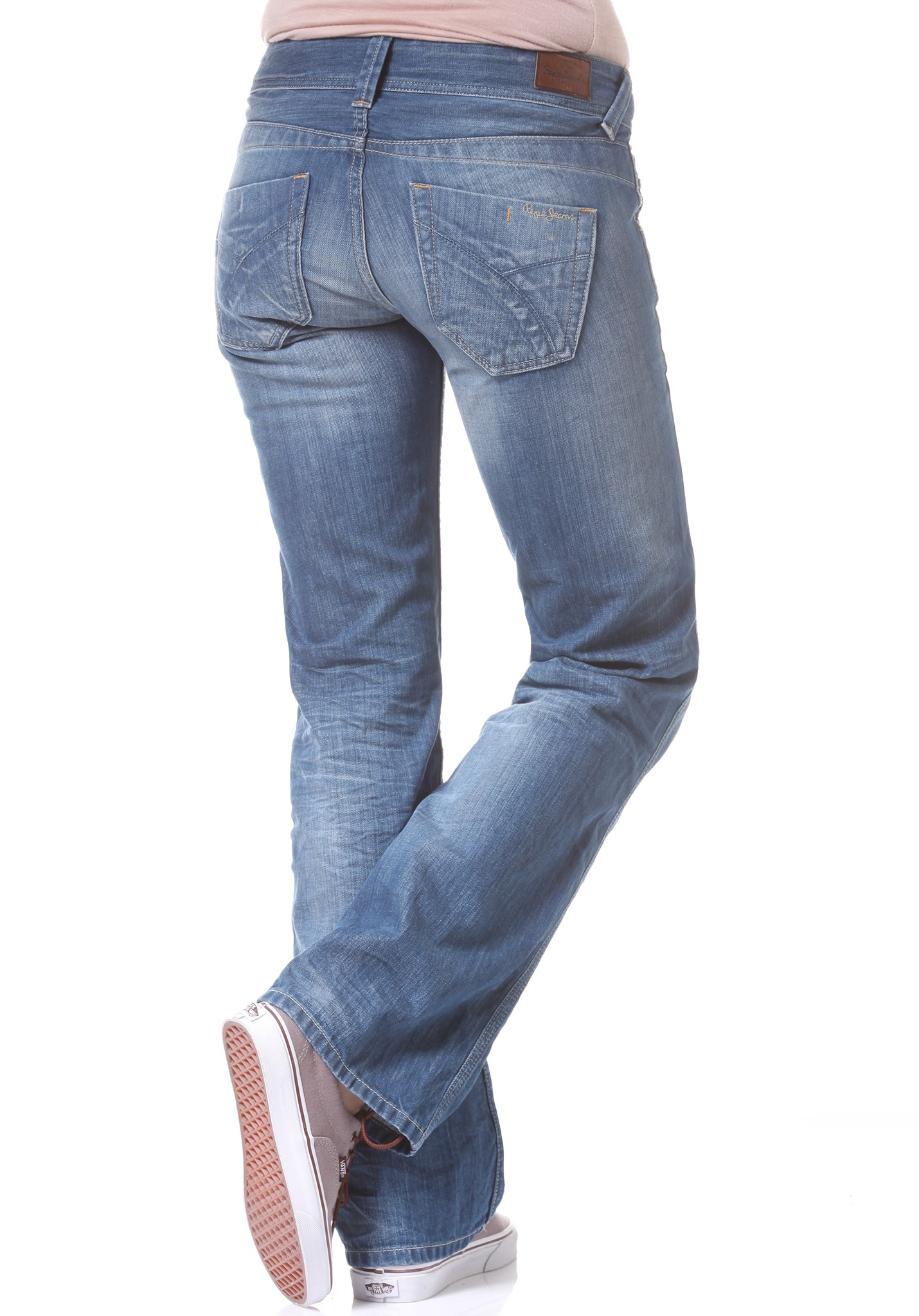 stilvolle weisse jeans hose damen vedemii. Black Bedroom Furniture Sets. Home Design Ideas
