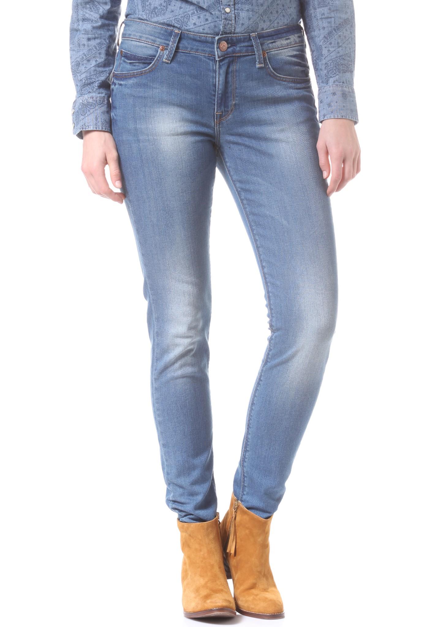 neu lee scarlett damen jeans hose ebay. Black Bedroom Furniture Sets. Home Design Ideas