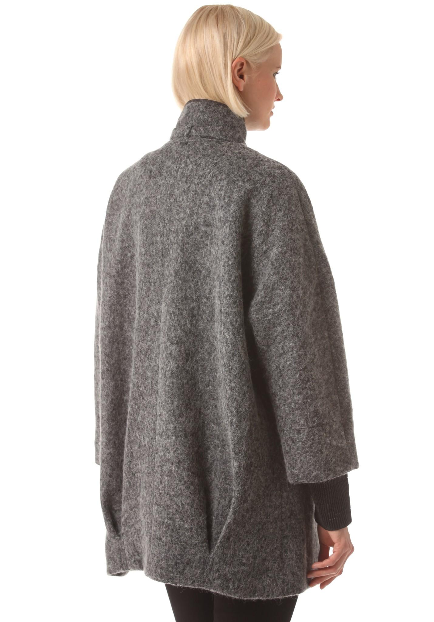 neu g star cocoon loose damen mantel ebay. Black Bedroom Furniture Sets. Home Design Ideas