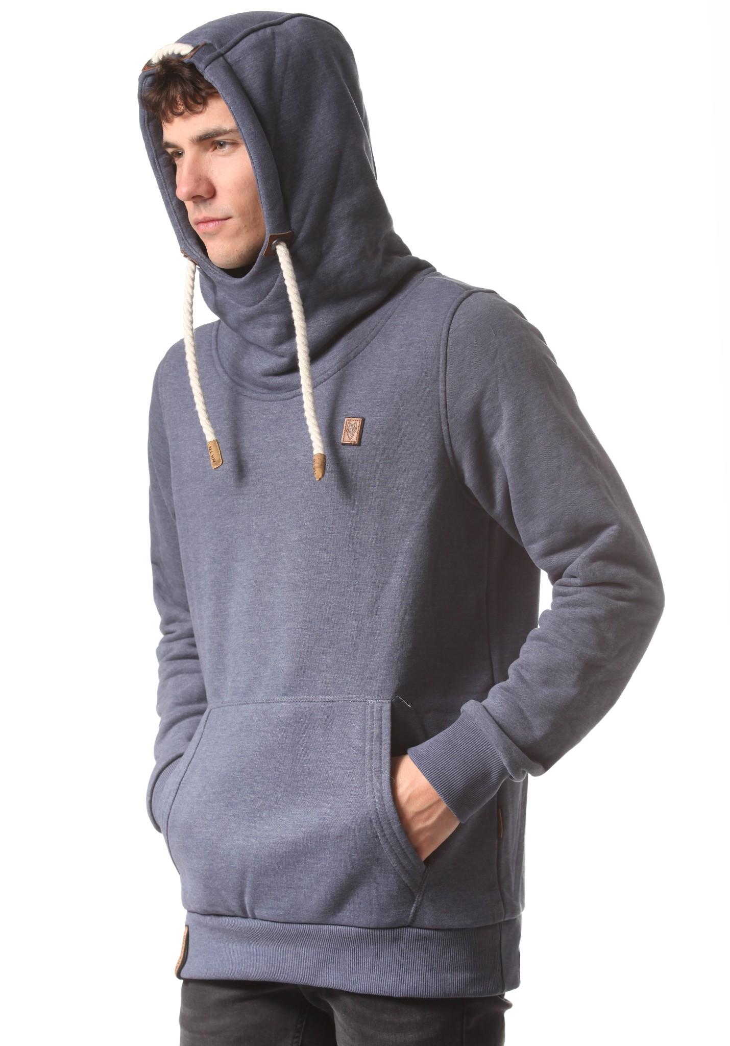 neu naketano supapimmel iii herren kapuzenpullover pullover hoodie kapuzenjacke. Black Bedroom Furniture Sets. Home Design Ideas