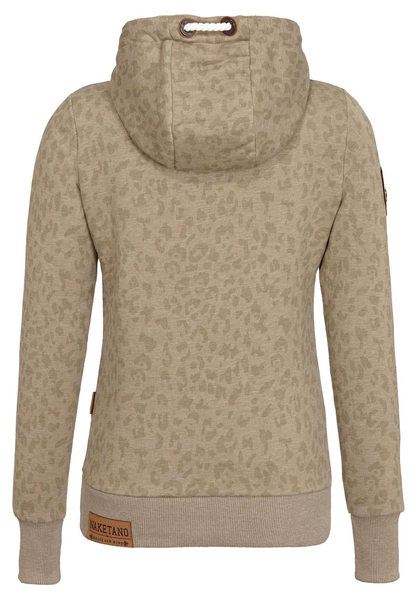 neu naketano wild schmierlappen damen kapuzenpullover pullover hoodie ebay. Black Bedroom Furniture Sets. Home Design Ideas