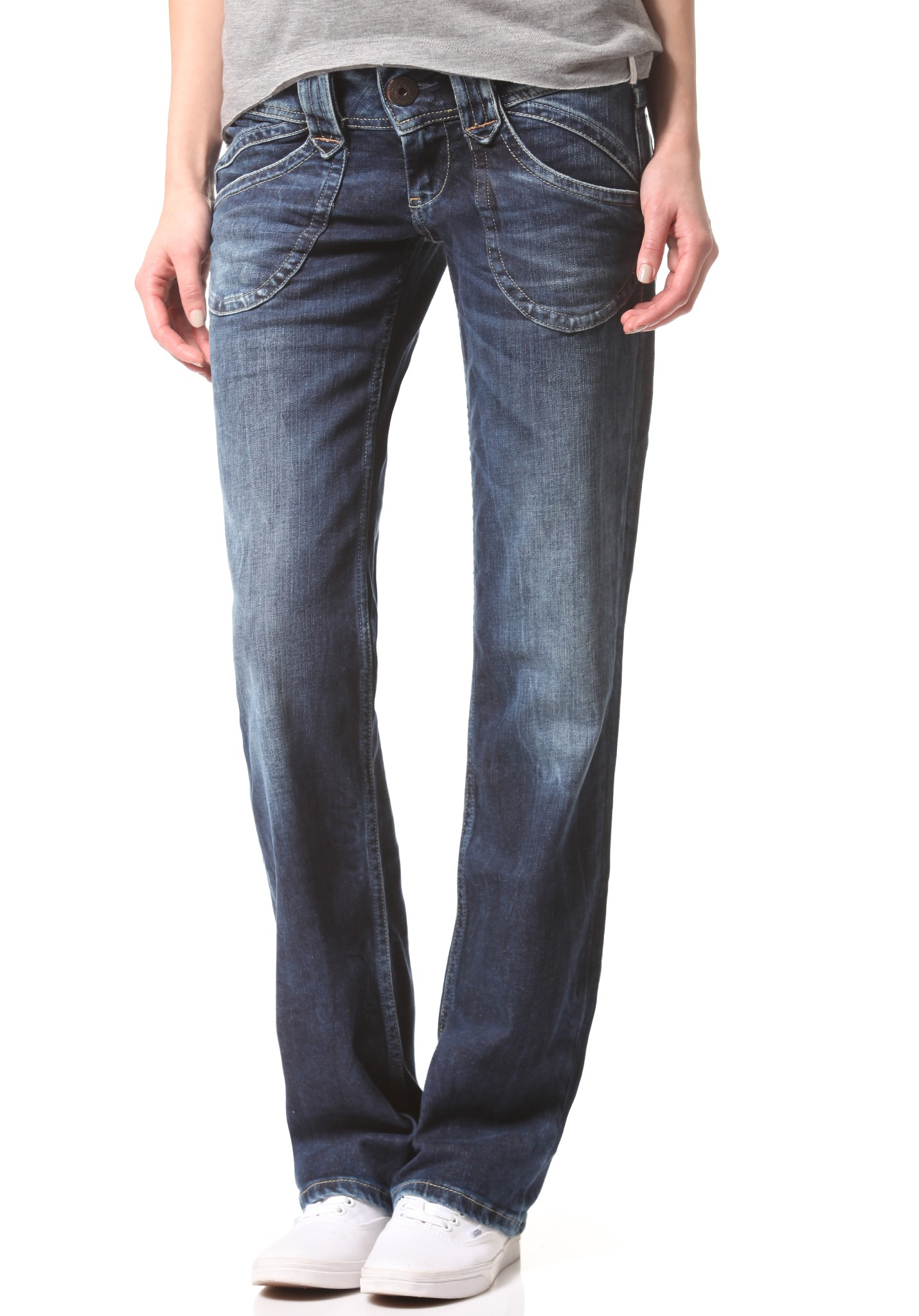 neu pepe jeans midonna damen jeans hose ebay. Black Bedroom Furniture Sets. Home Design Ideas