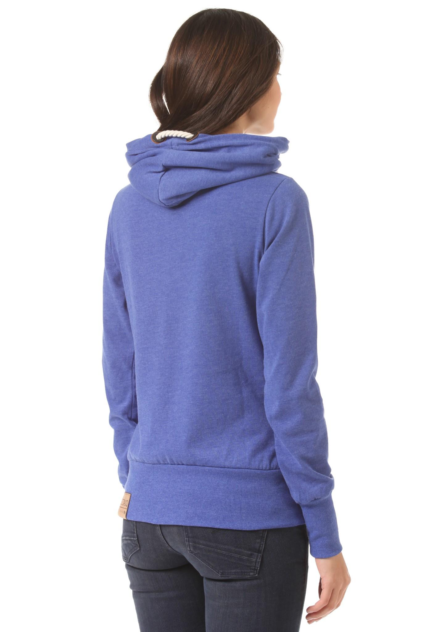 neu naketano bubbelmaul damen kapuzenpullover pullover hoodie kapuzenjacke ebay. Black Bedroom Furniture Sets. Home Design Ideas