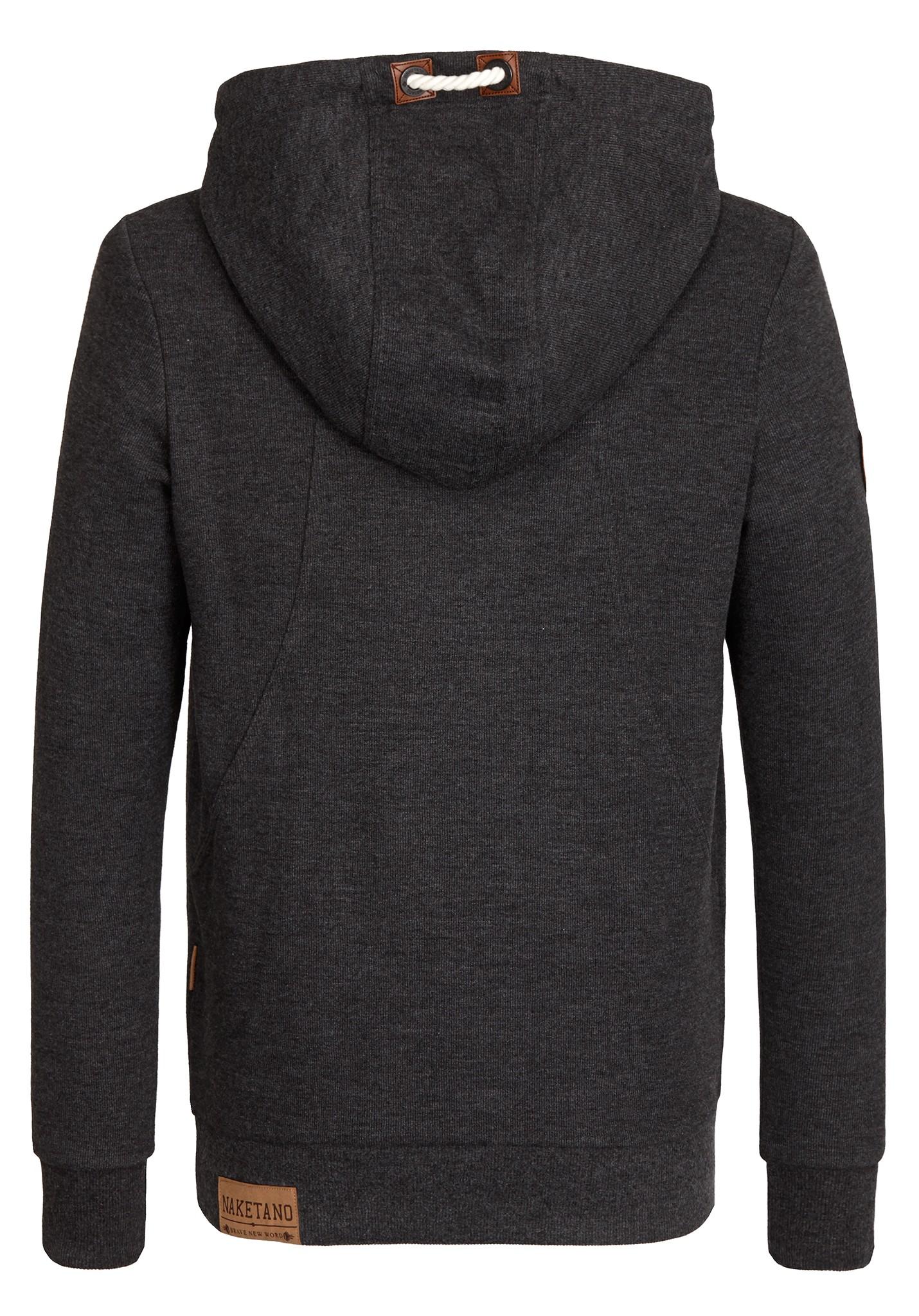 neu naketano the ether herren kapuzenpullover pullover hoodie kapuzenjacke ebay. Black Bedroom Furniture Sets. Home Design Ideas