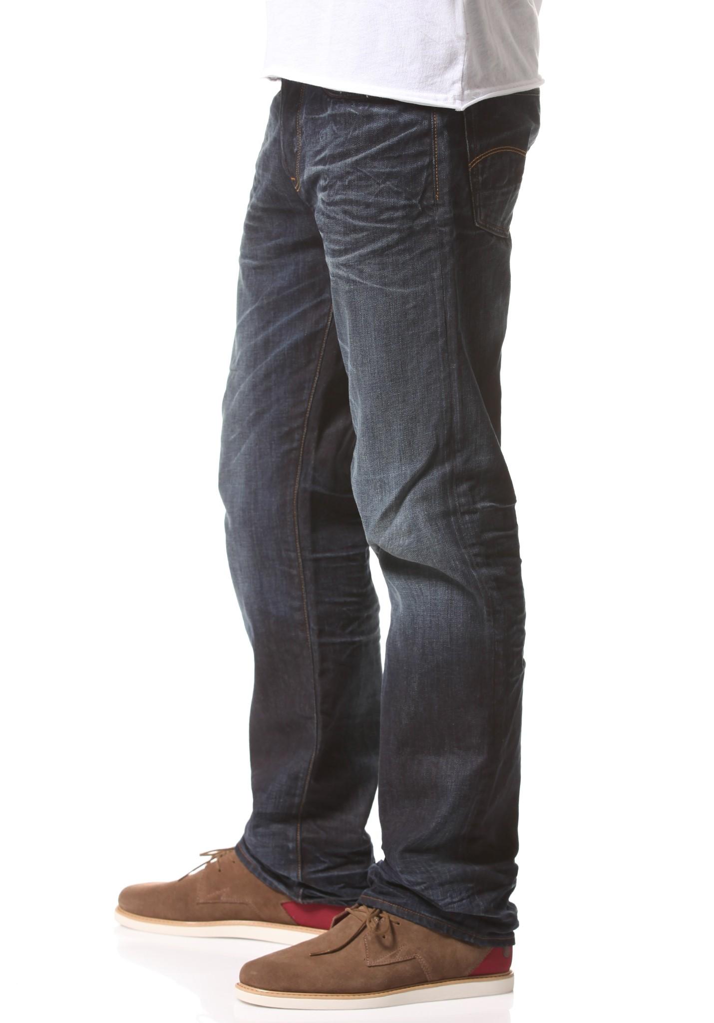 neu g star 3301 loose swash herren jeans hose ebay. Black Bedroom Furniture Sets. Home Design Ideas