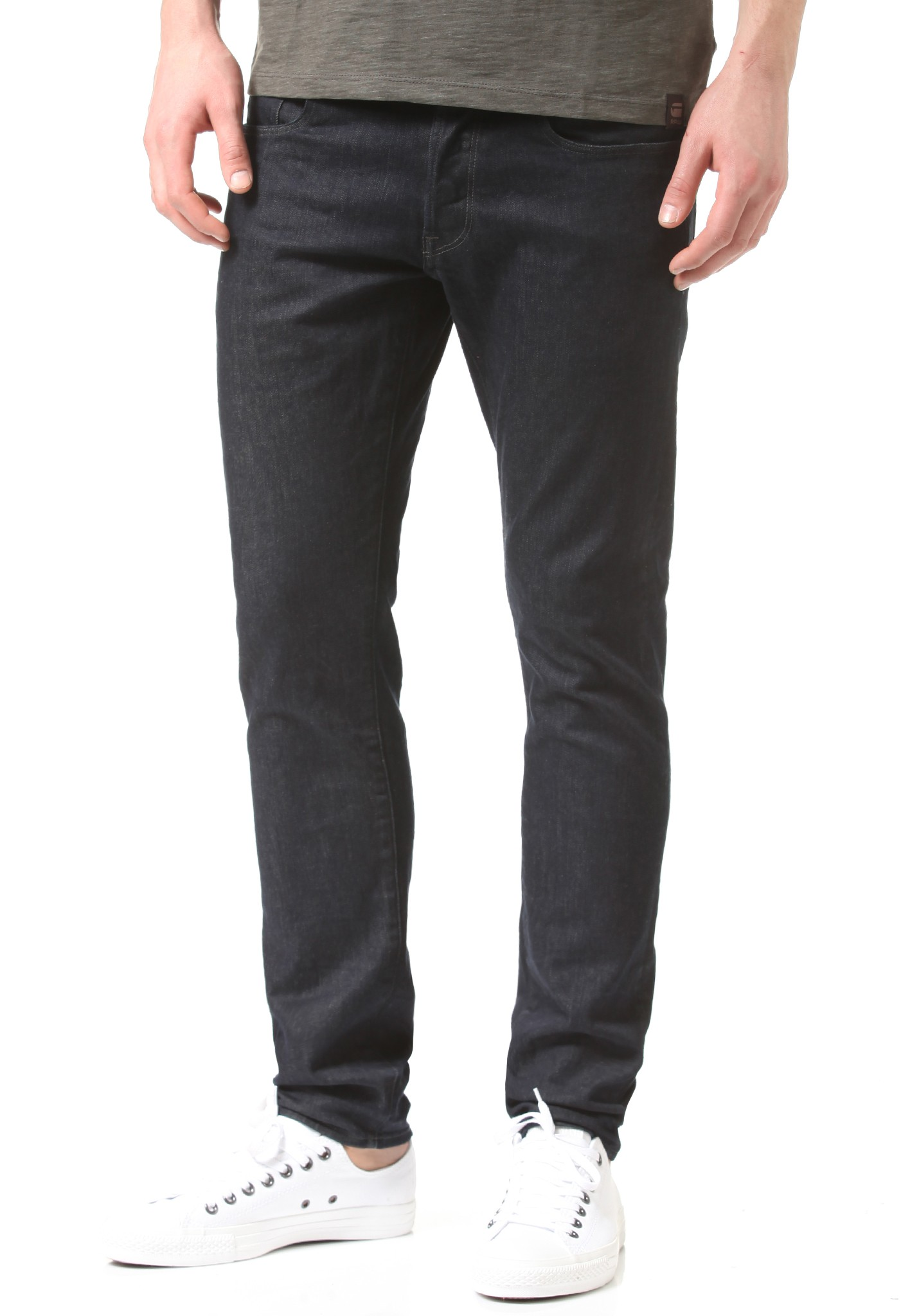neu g star 3301 slim avio stretch herren jeans hose ebay. Black Bedroom Furniture Sets. Home Design Ideas