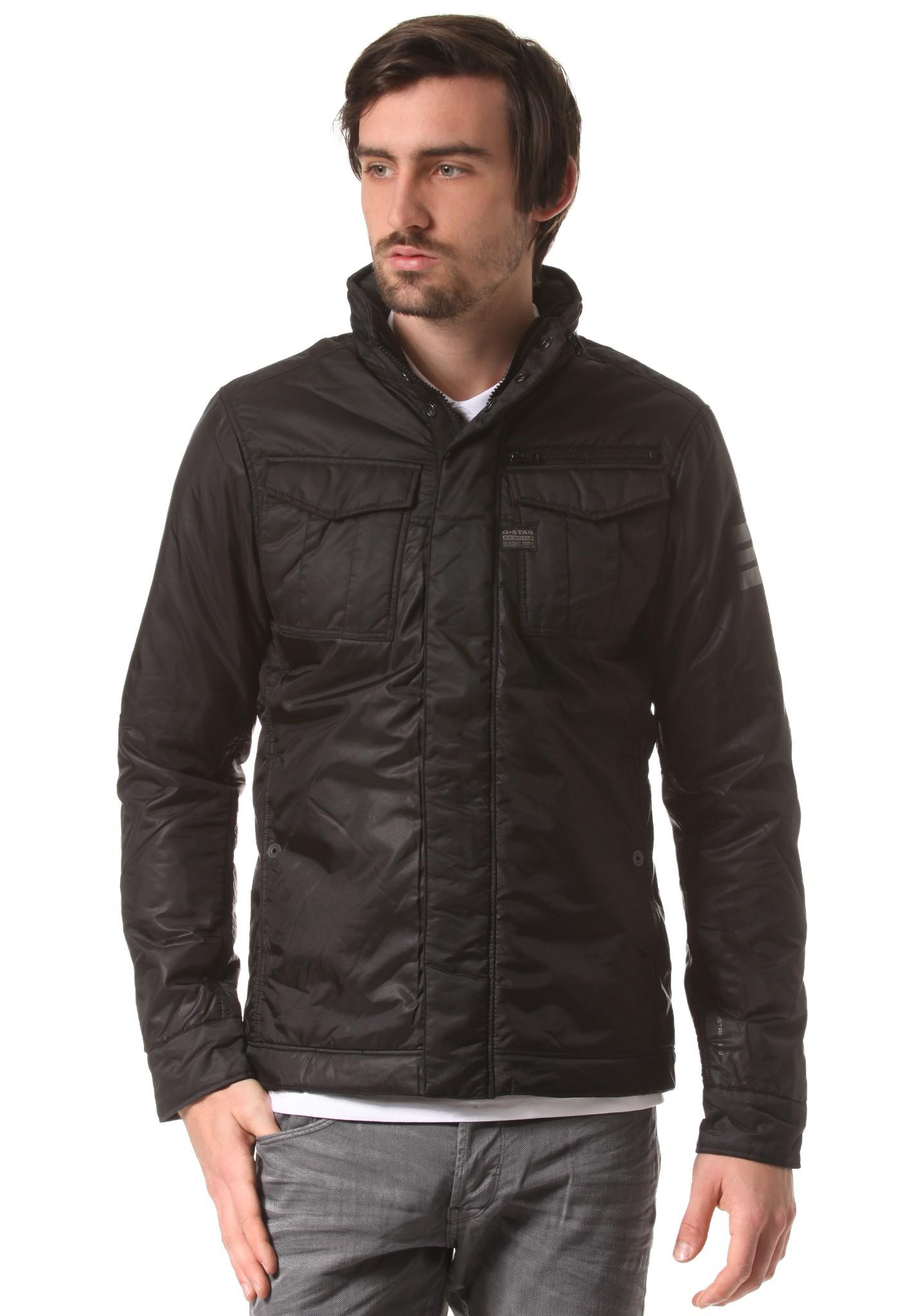 neu g star rovic overshirt l s jacket herren jacke ebay. Black Bedroom Furniture Sets. Home Design Ideas