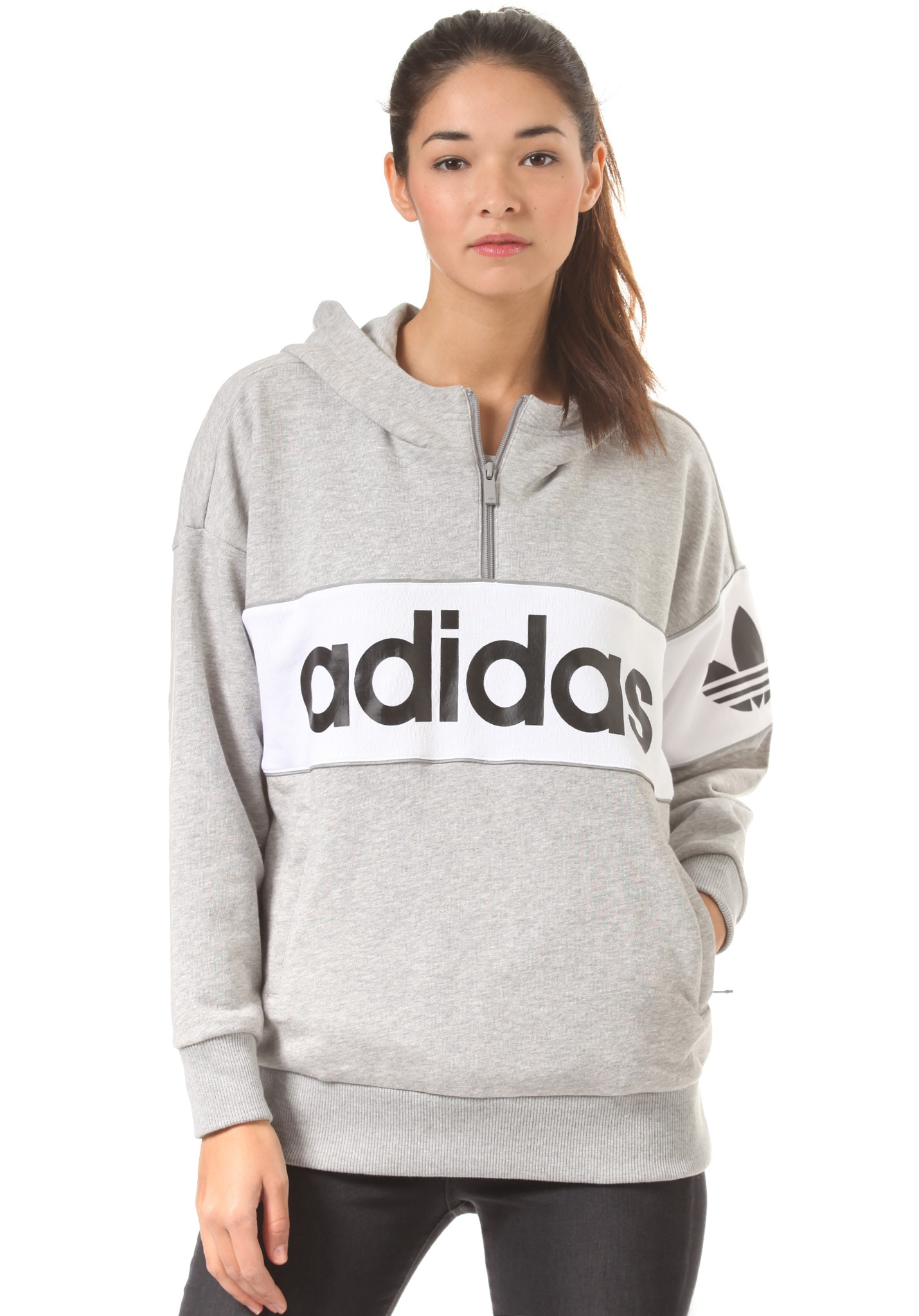 neu adidas city tko sweat damen sweatshirt ebay. Black Bedroom Furniture Sets. Home Design Ideas