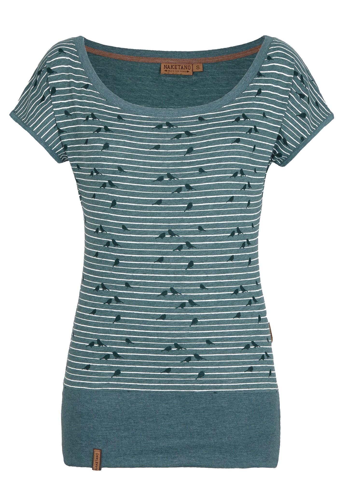 details zu neu naketano wolle spatzl damen t shirt shirt. Black Bedroom Furniture Sets. Home Design Ideas