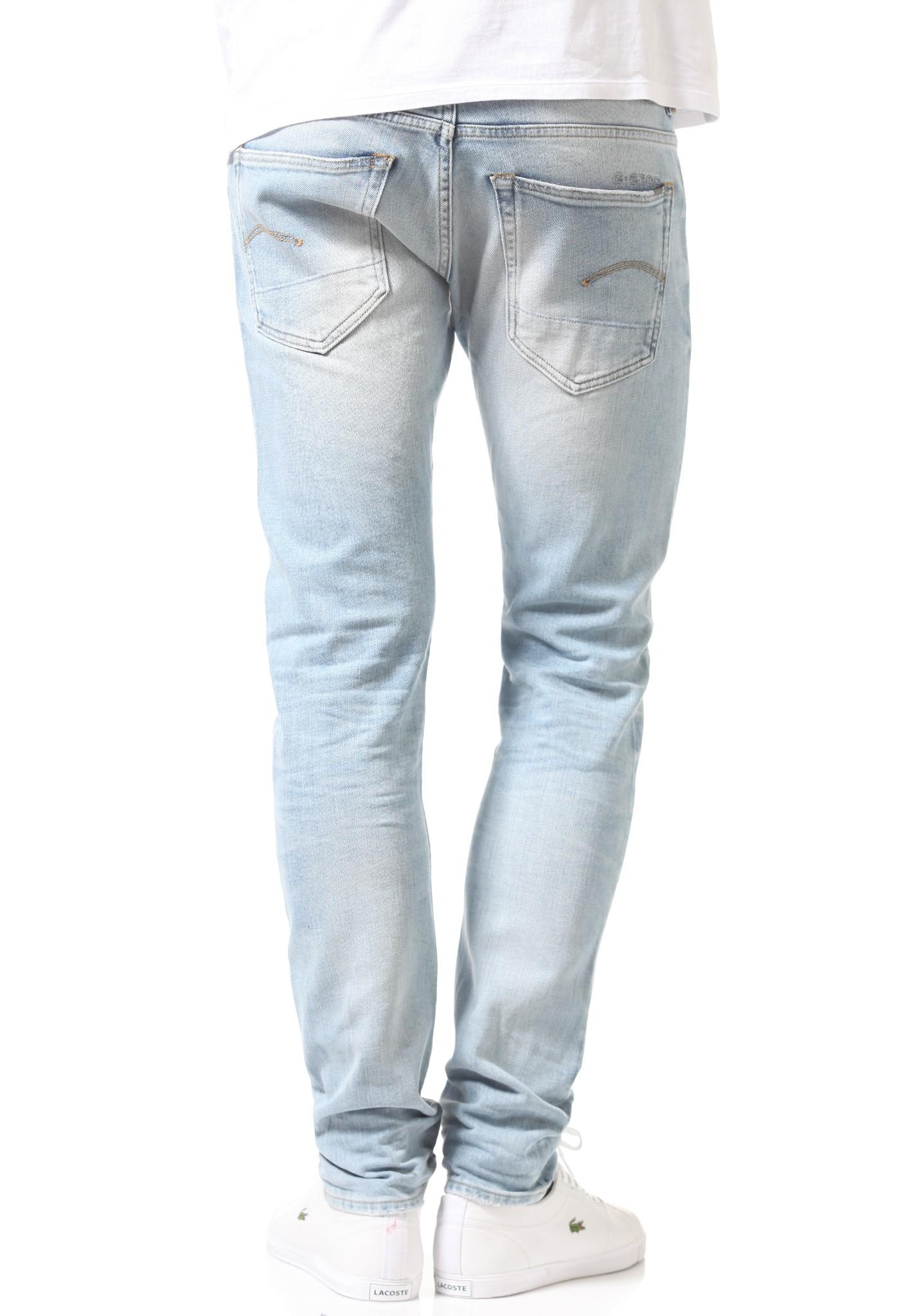 neu g star 3301 slim nippon stretch herren jeans hose ebay. Black Bedroom Furniture Sets. Home Design Ideas