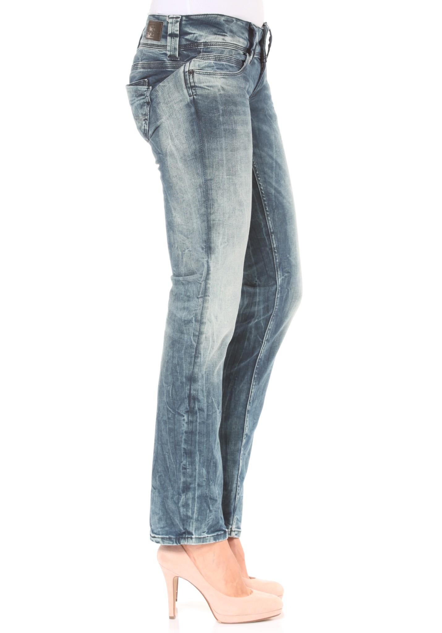 neu pepe jeans venus damen jeans hose ebay. Black Bedroom Furniture Sets. Home Design Ideas
