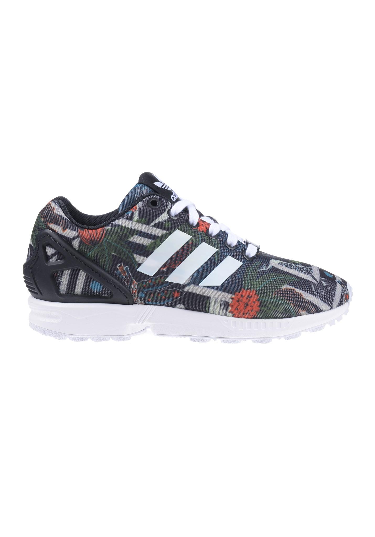 neu adidas zx flux damen sneaker turnschuhe freizeit schuhe sneakers ebay. Black Bedroom Furniture Sets. Home Design Ideas