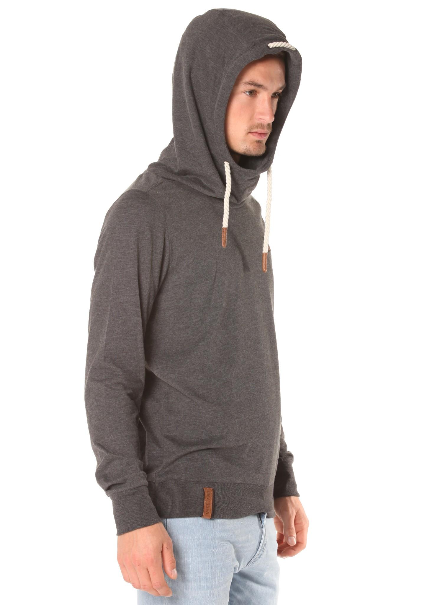 neu naketano diese n sse iv herren kapuzenpullover pullover hoodie ebay. Black Bedroom Furniture Sets. Home Design Ideas