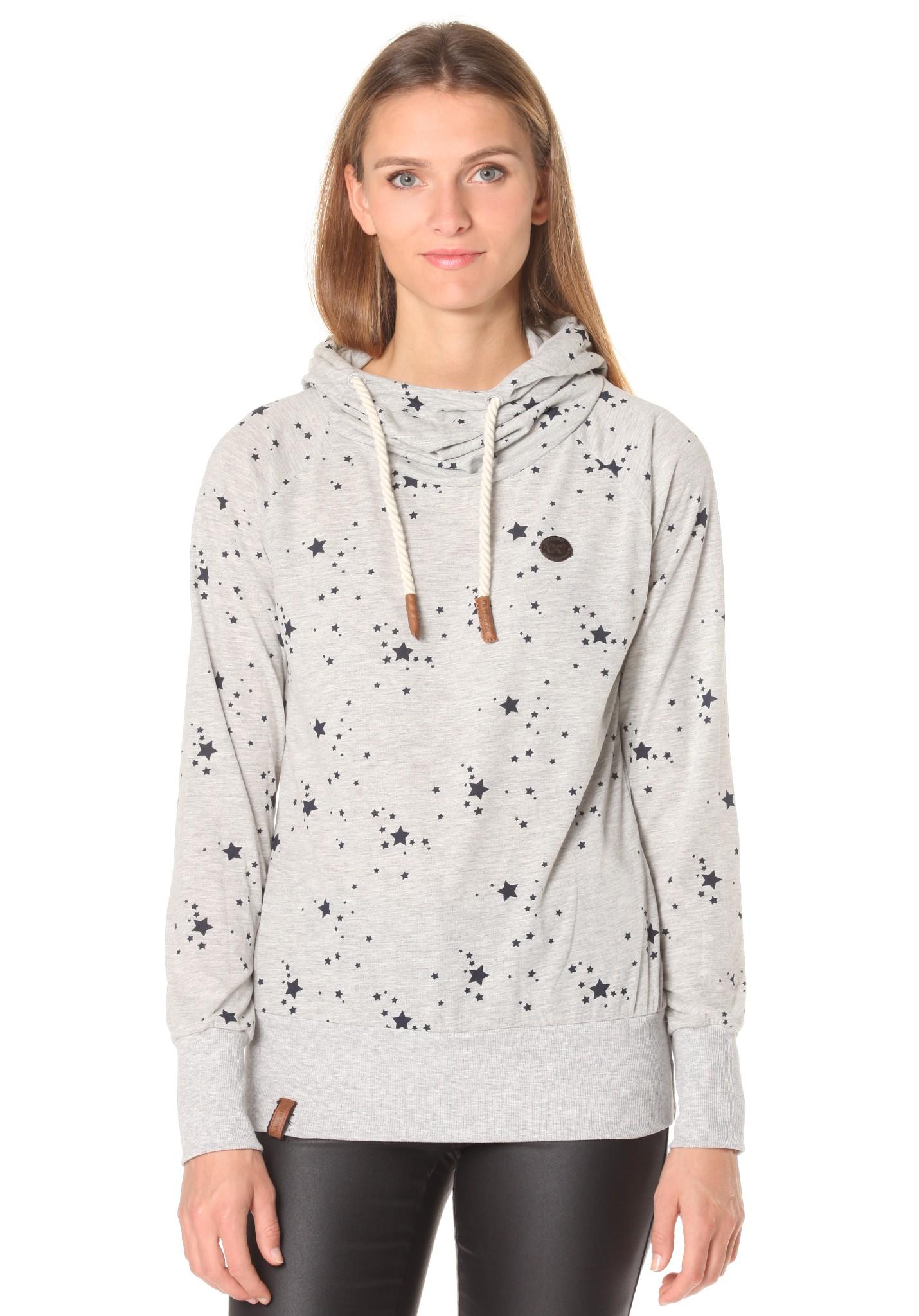neu naketano gazelle schnelle damen kapuzenpullover pullover hoodie ebay. Black Bedroom Furniture Sets. Home Design Ideas