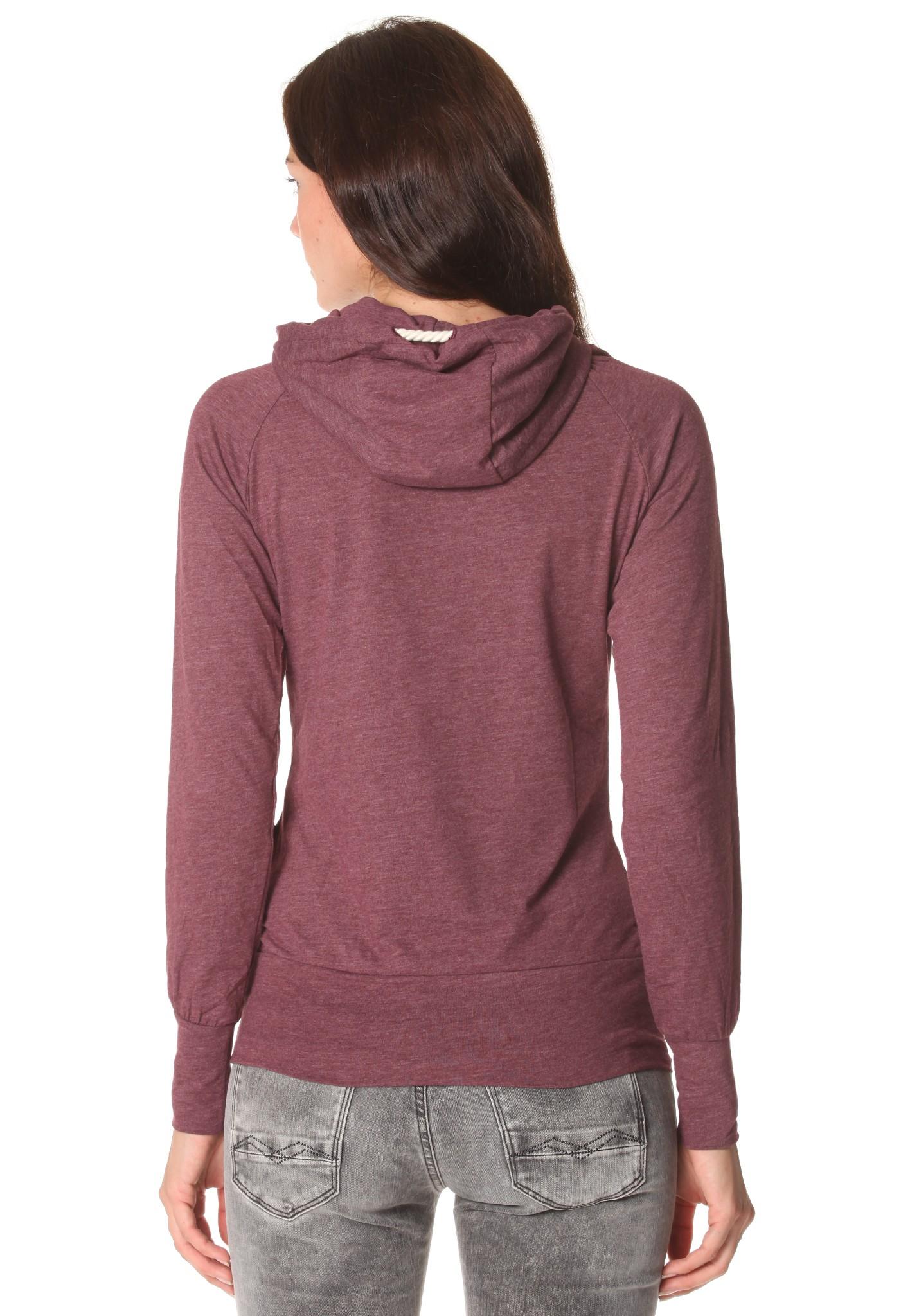 neu naketano mandy vii damen kapuzenpullover pullover hoodie kapuzenjacke ebay. Black Bedroom Furniture Sets. Home Design Ideas