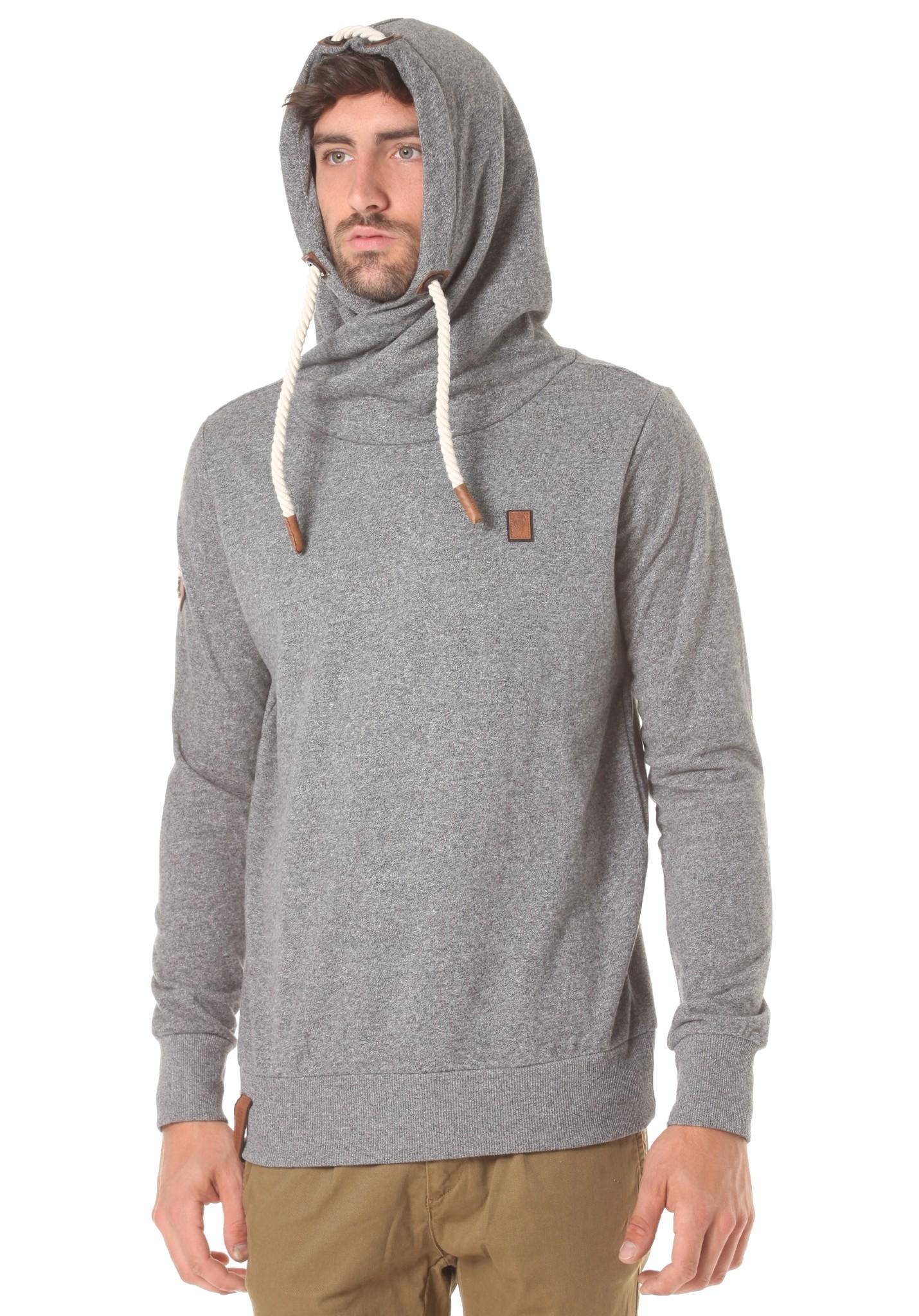 neu naketano olaf gonzalez herren kapuzenpullover pullover hoodie kapuzenjacke ebay. Black Bedroom Furniture Sets. Home Design Ideas