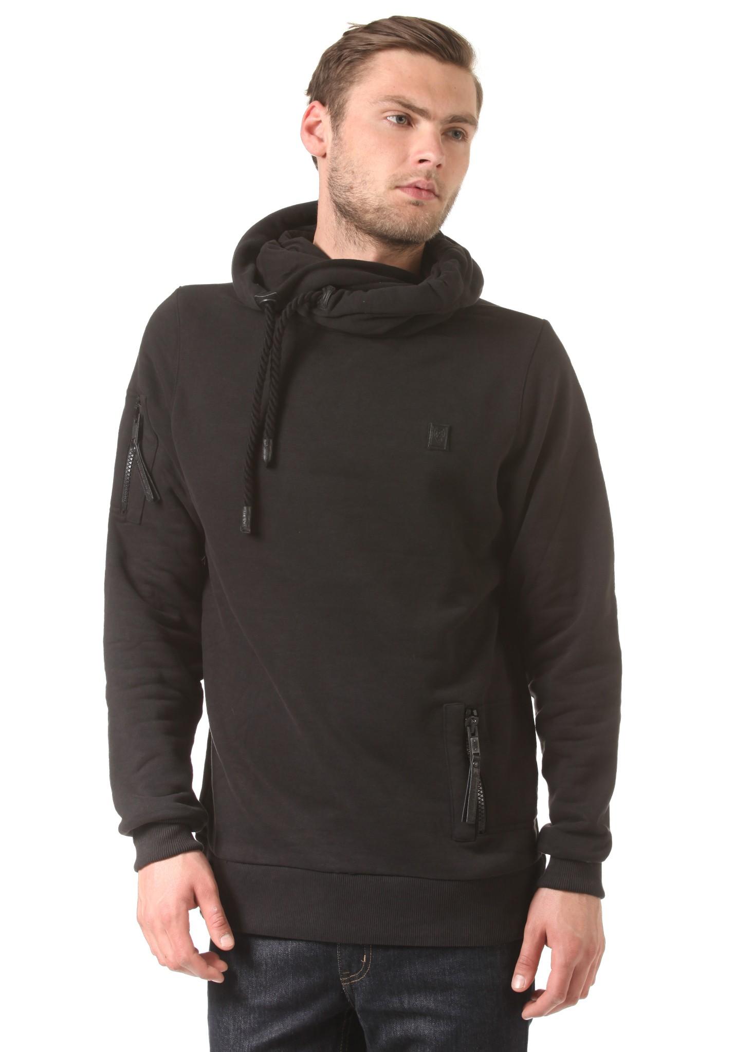 neu naketano pimp herren kapuzenpullover pullover hoodie kapuzenjacke ebay. Black Bedroom Furniture Sets. Home Design Ideas