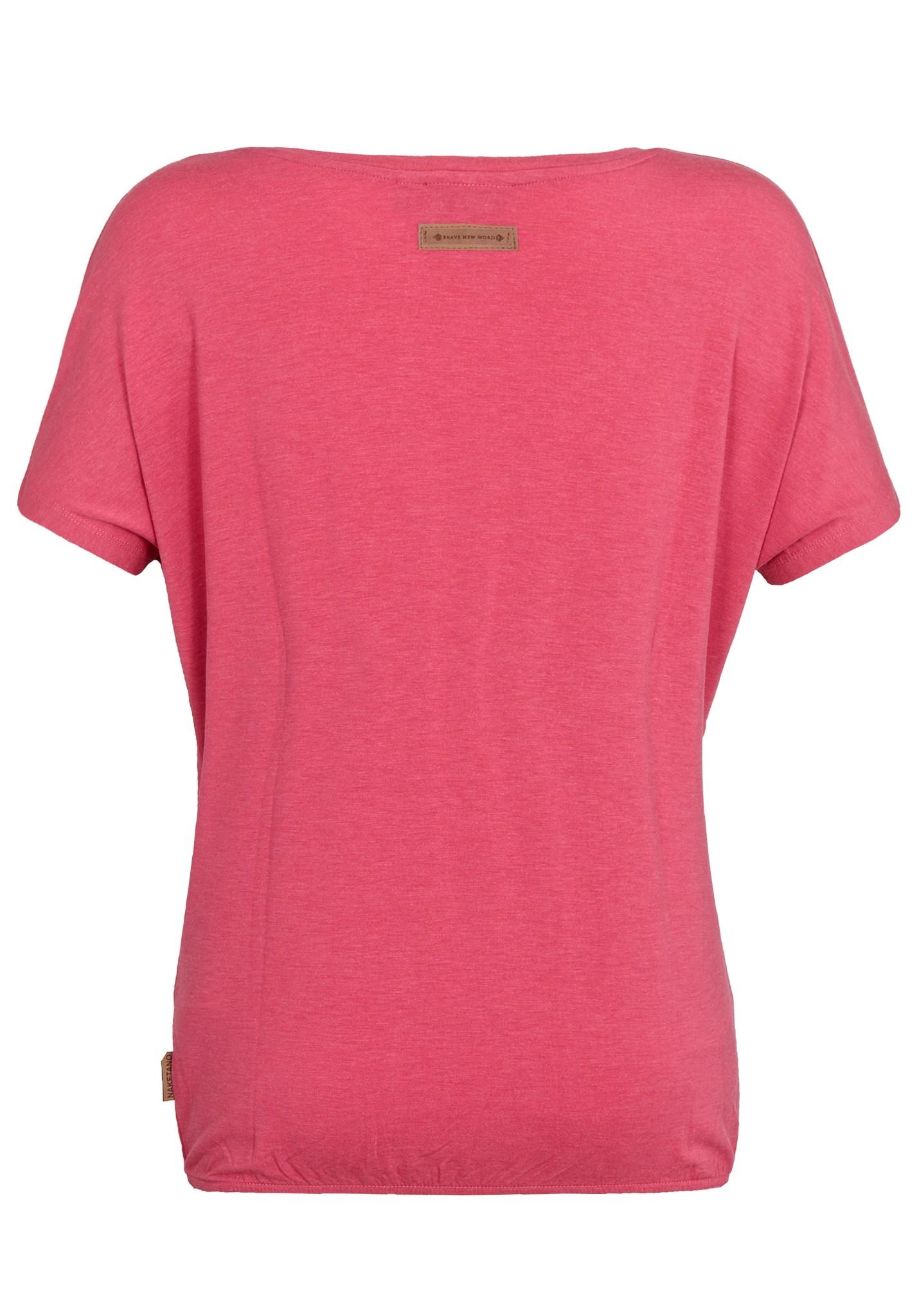 neu naketano die gedudelte damen t shirt shirt ebay. Black Bedroom Furniture Sets. Home Design Ideas