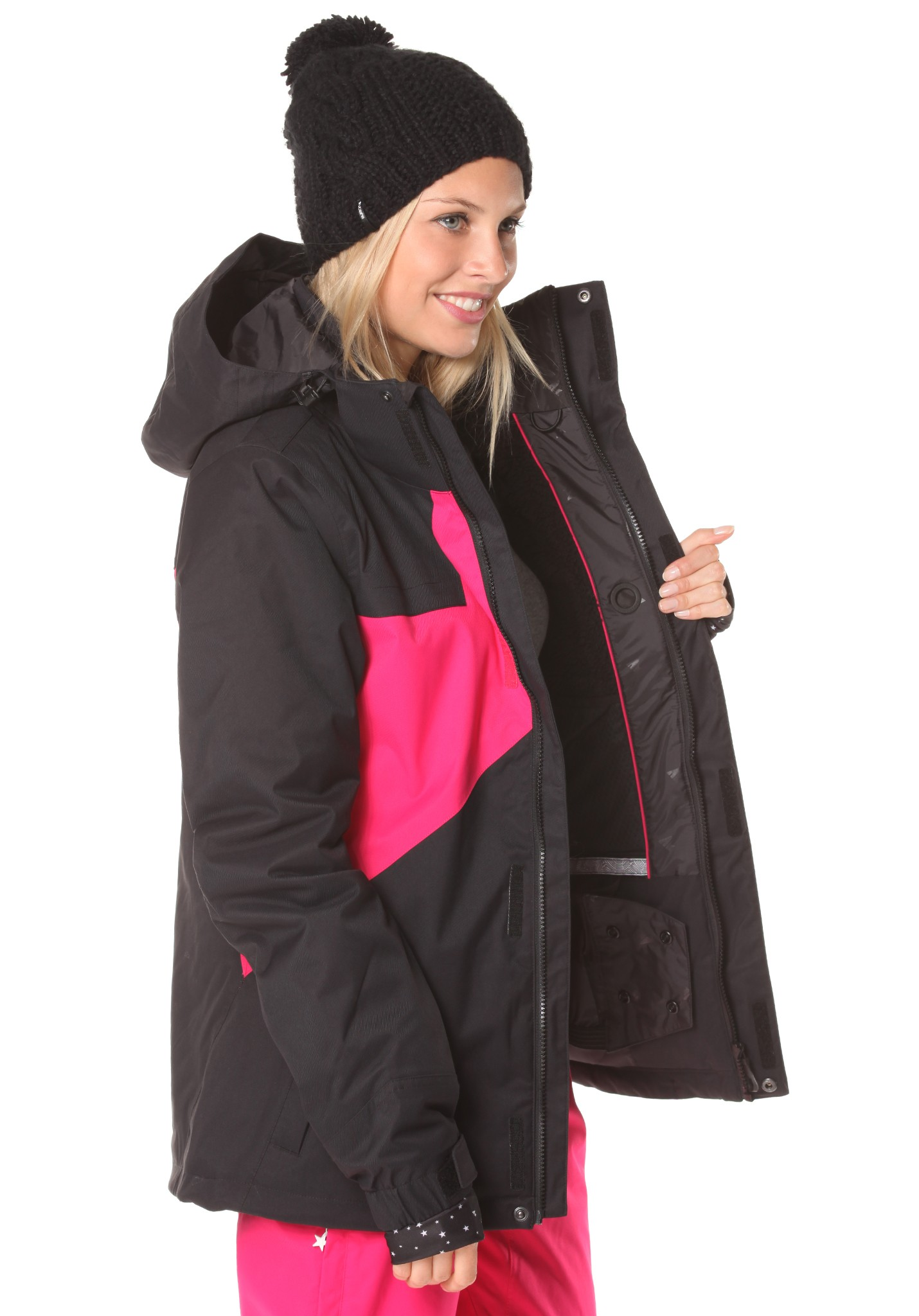 neu zimtstern snowy 15 damen snowboardjacke ebay. Black Bedroom Furniture Sets. Home Design Ideas