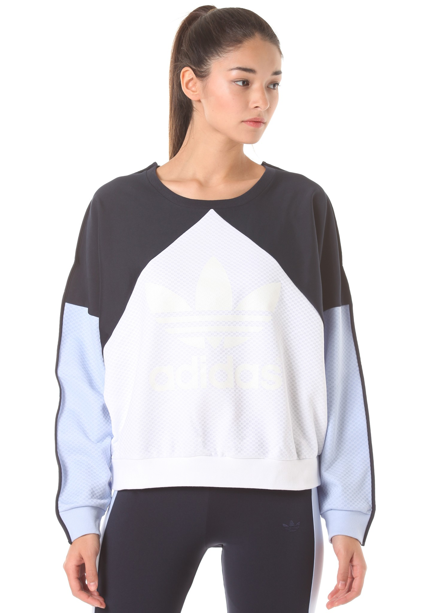 neu adidas helsinki authentic crew damen sweatshirt ebay. Black Bedroom Furniture Sets. Home Design Ideas