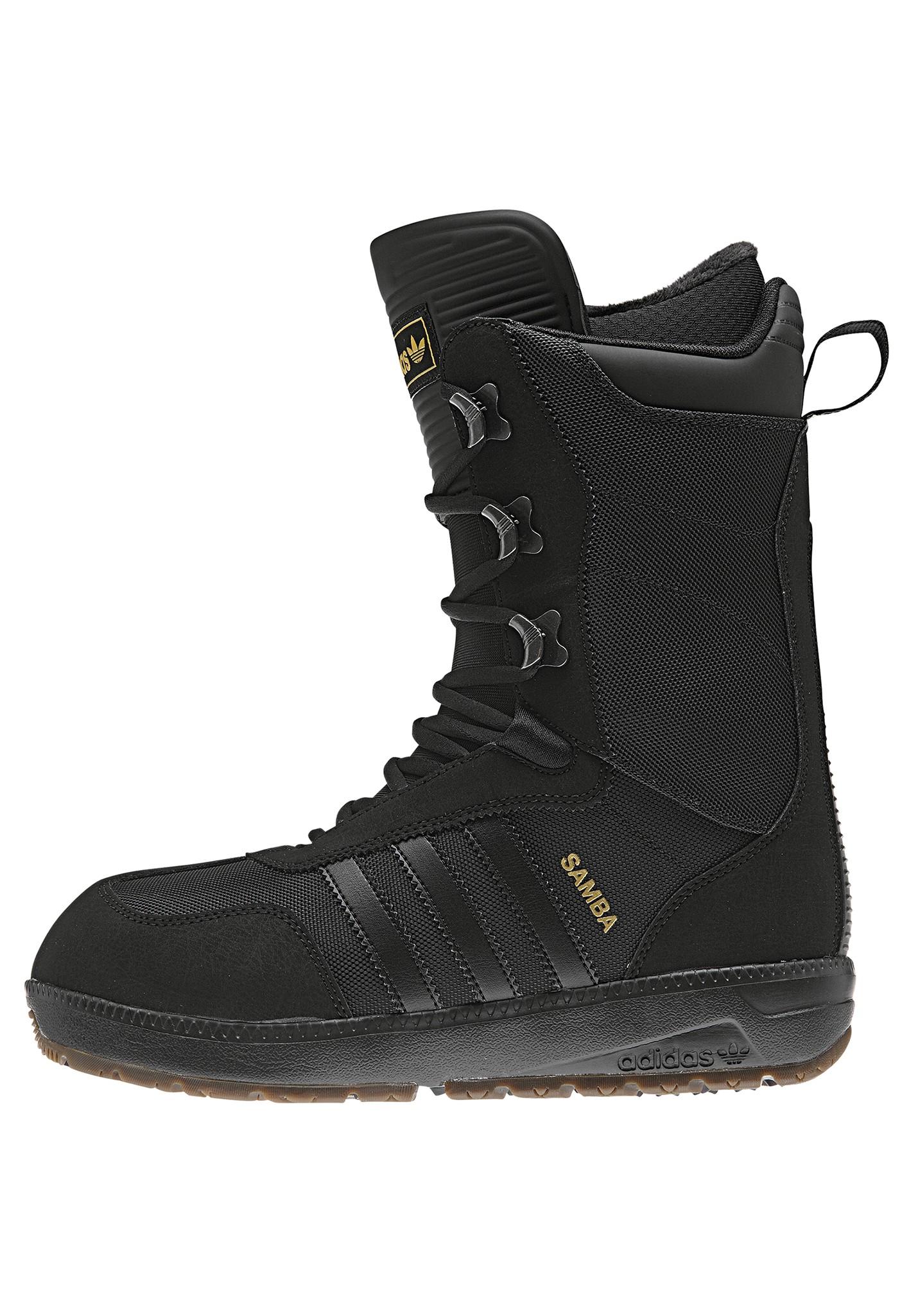 neu adidas the samba herren snowboard boots snow schuhe stiefel ebay. Black Bedroom Furniture Sets. Home Design Ideas