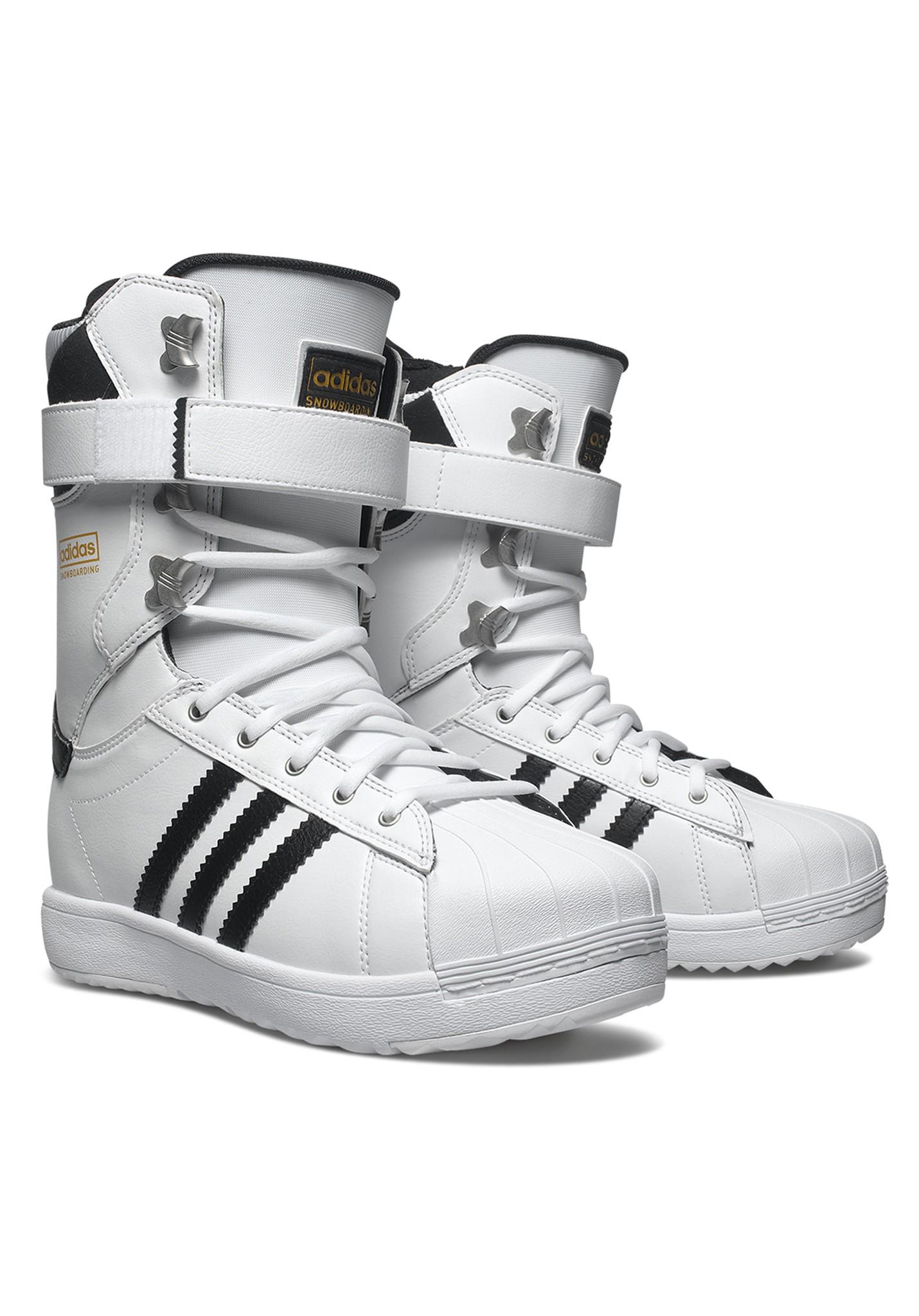 neu adidas the superstar herren snowboard boots snow schuhe stiefel ebay. Black Bedroom Furniture Sets. Home Design Ideas