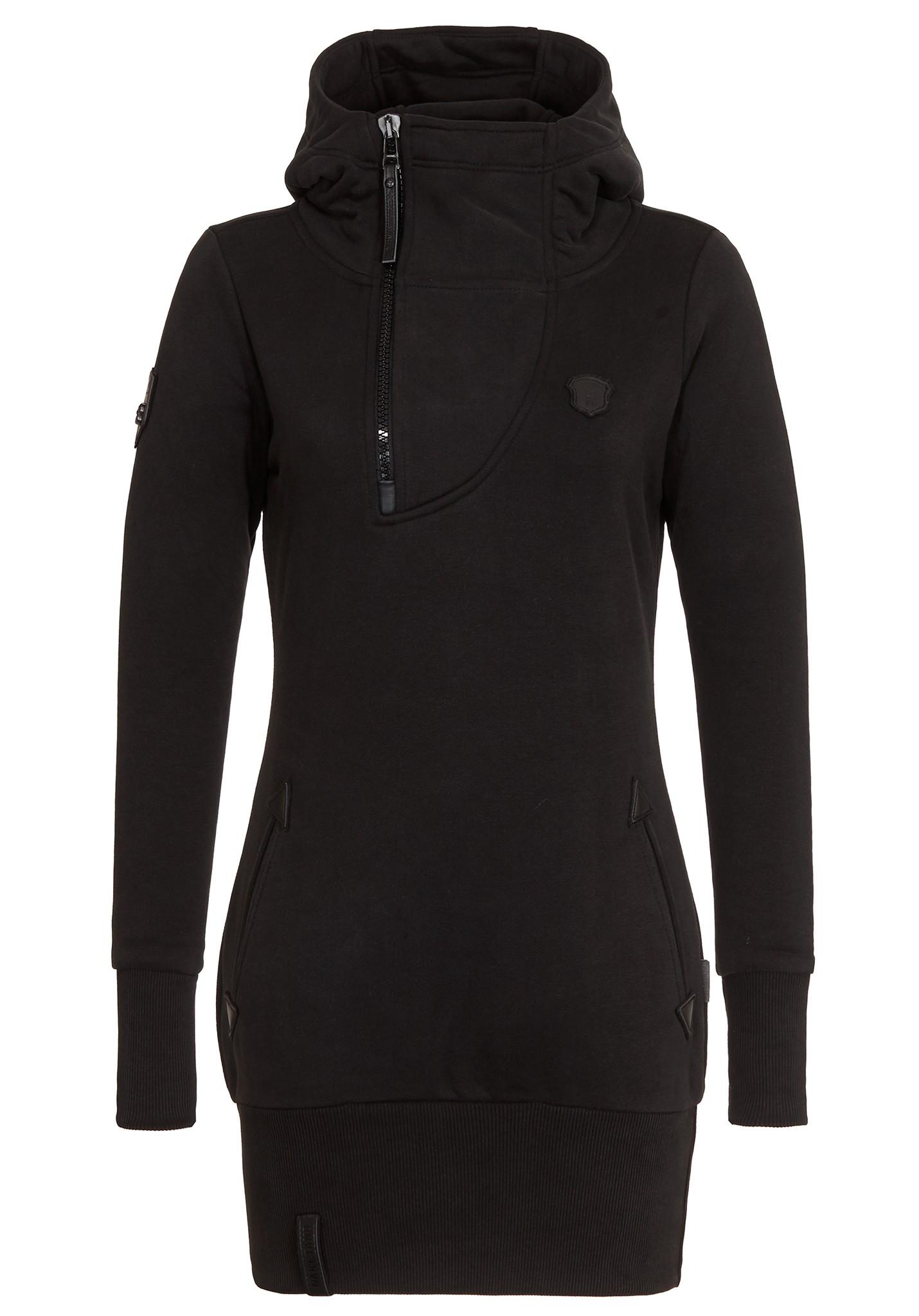 neu naketano ankerbraut damen kapuzenpullover pullover hoodie kapuzenjacke ebay. Black Bedroom Furniture Sets. Home Design Ideas