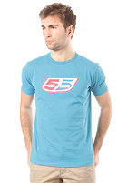 55DSL Logo Classic  S/S T-Shirt pasadena blue