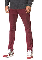 55DSL Pyrons Pant blackberry red