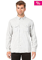 55DSL Saktus  L/S Shirt light grey allover print