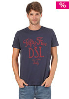 55DSL T-Since S/S T-Shirt medieval blue