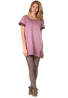 55DSL Womens Delcity Dress blackberry cold dyed