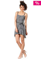 55DSL Womens Devon  Dress black & white allover printed