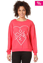 55DSL Womens Fantani Sweatshirt calypso coral