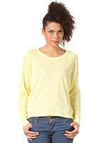 55DSL Womens Fridalla  Sweatshirt sour lemon gelb