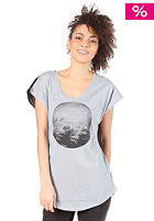 55DSL Womens Gilda   S/S T-Shirt blue grey, black