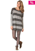 55DSL Womens Kearny Knit Sweat black / grey with naps