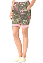 55DSL Womens Pama Short camou allover printed