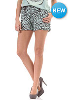 55DSL Womens Panyang Short mint/feather allover print