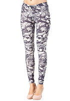 55DSL Womens Pela  Leggins off white with allover print
