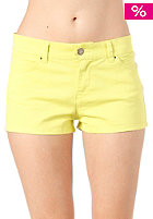 55DSL Womens Prelittle Calzoncini Short sour lemon gelb