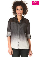 55DSL Womens Samicreek L/S Shirt black / grey