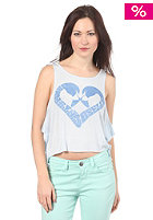 55DSL Womens Tamingo Tank Top bleach blue