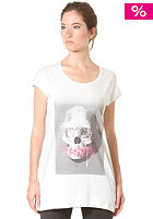55DSL Womens Tixa S/S T-Shirt grey melange